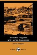 Download Industrial Progress and Human Economics (Dodo Press)