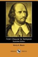 From Chaucer to Tennyson (Illustrated Edition) (Dodo Press)