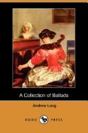 A Collection of Ballads (Dodo Press)