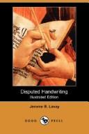Download Disputed Handwriting (Illustrated Edition) (Dodo Press)