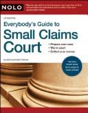 Download Everybody's Guide to Small Claims Court