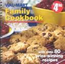 Wal-Mart Family Cookbook