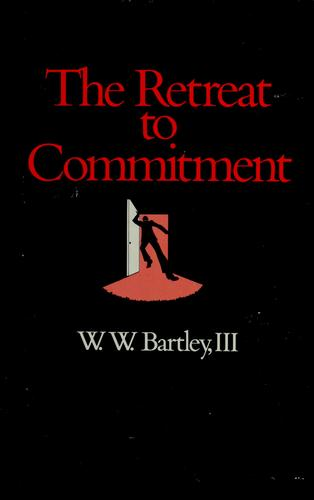 Download The retreat to commitment