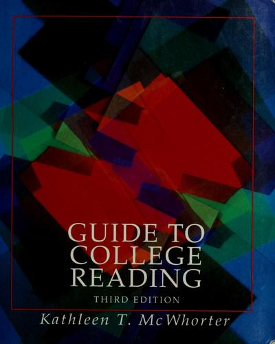 Download Guide to college reading