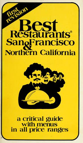 Best restaurants, San Francisco & Northern California