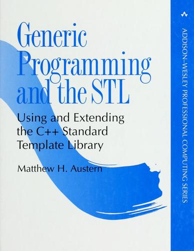 Download Generic programming and the STL