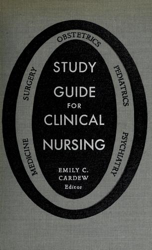 Download Study guide for clinical nursing