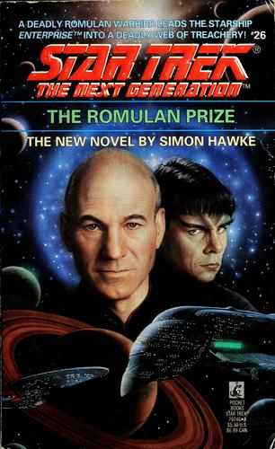 The Romulan prize by Simon Hawke