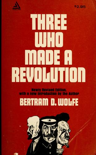 Download Three who made a revolution