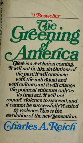 Download The greening of America