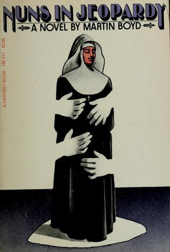 Nuns in jeopardy.