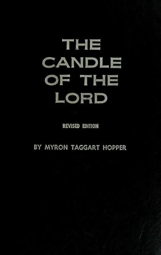 Download The candle of the Lord.