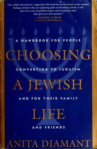 Download Choosing a Jewish Life