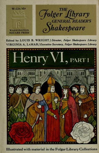 Download The first part of Henry the Sixth.