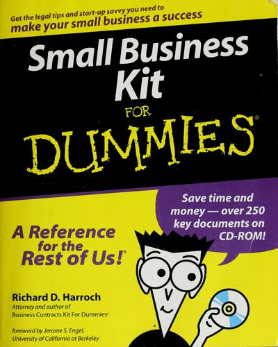 Download Small business kit for dummies