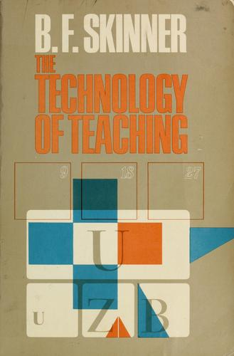 Download The technology of teaching