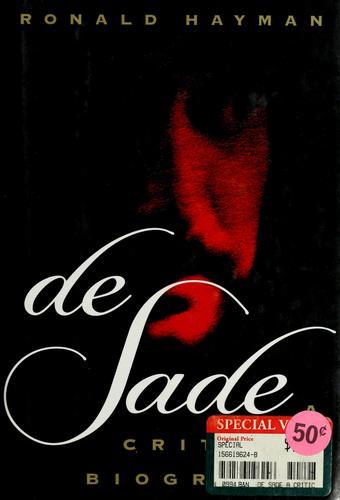 Download De Sade