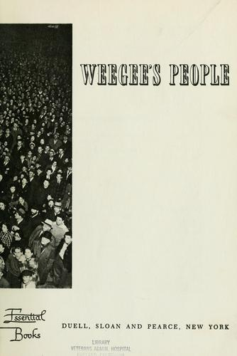 Download Weegee's people