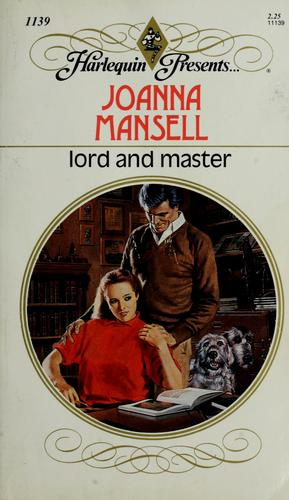 Lord And Master by Joanna Mansell