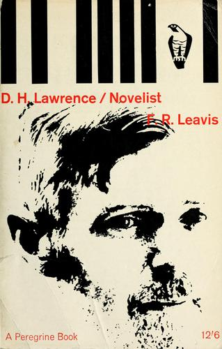 Download D. H. Lawrence, novelist.