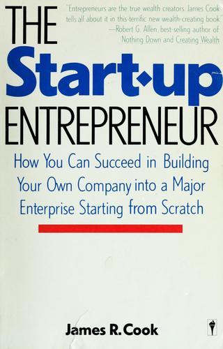 The start-up entrepreneur