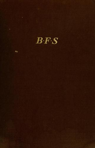 Particulars of my life by B. F. Skinner