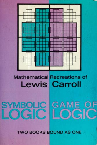 Download Symbolic logic and The game of logic