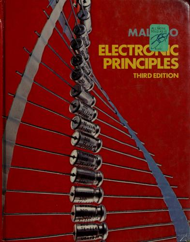 Download Electronic principles