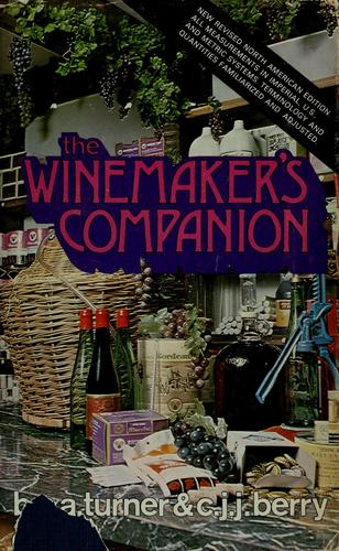 Download The winemaker's companion