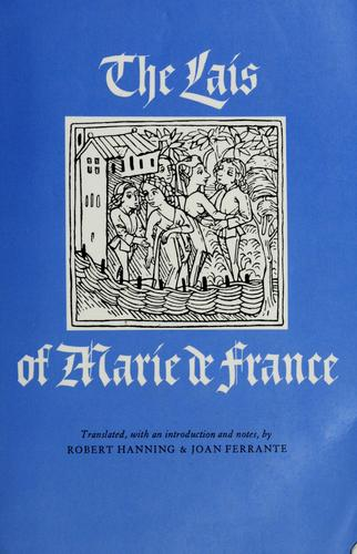 Download The lais of Marie de France