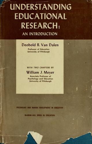 Understanding educational research