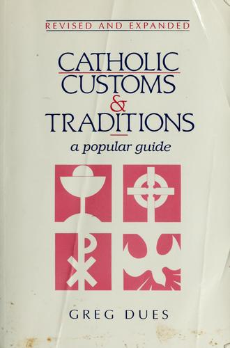 Download Catholic customs & traditions