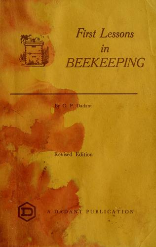 Download First lessons in beekeeping