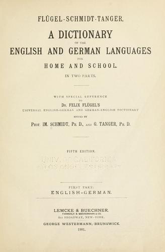 Download Flügel-Schmidt-Tanger