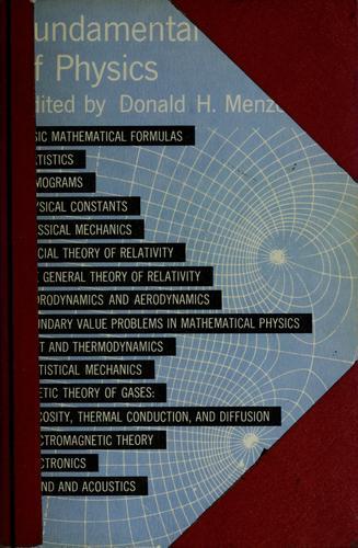 Fundamental formulas of physics.