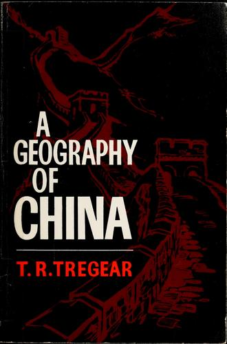 A geography of China
