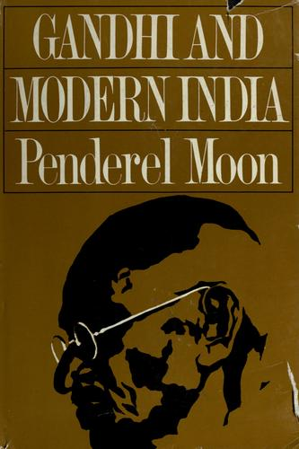 Download Gandhi and modern India