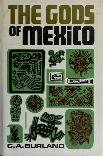 Download The gods of Mexico
