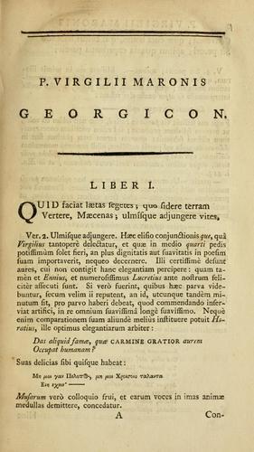 Download Georgicon lib. IV