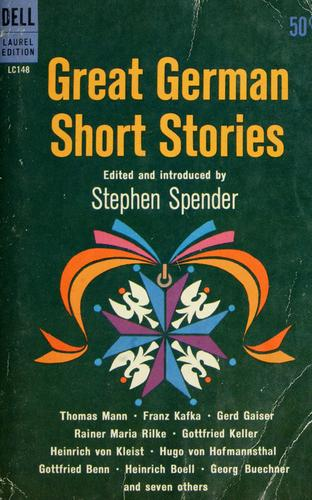 Download Great German short stories.