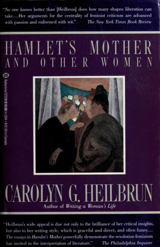 Download Hamlet's mother and other women