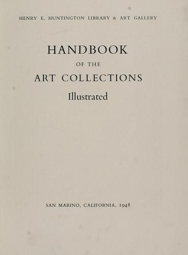 Download Handbook of the art collections