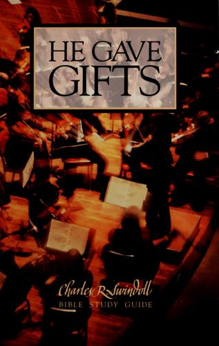 Download He gave gifts