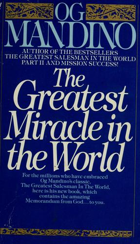 Download The greatest miracle in the world
