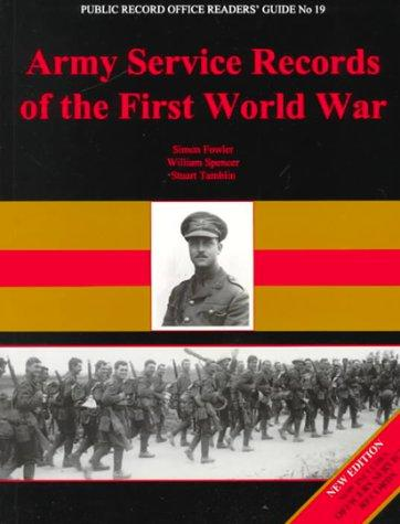 Download Army service records of the First World War