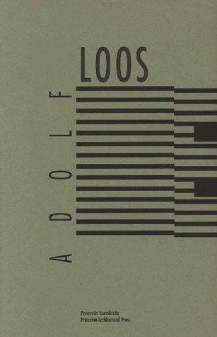 Download Adolf Loos