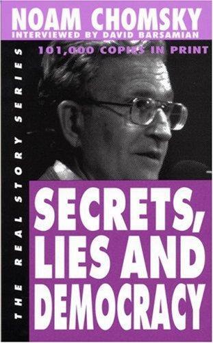 Secrets, lies, and democracy