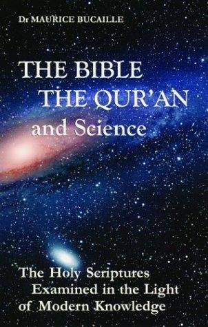 Download The Bible, the Qu'ran and Science