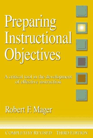 Download Preparing instructional objectives