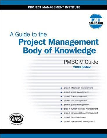 Download A Guide to the Project Management Body of Knowledge (PMBOK Guide)
